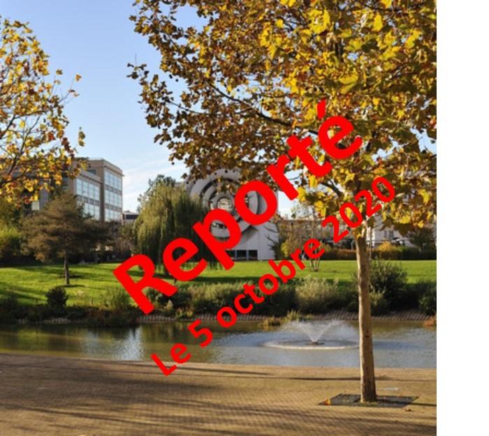 Journée de réflexion le 27 avril 2020 sur le thème la Nature en ville