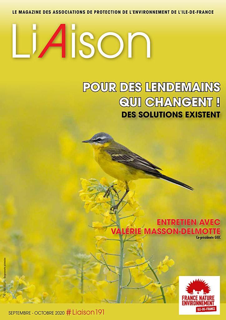 Le magazine Liaiason N°191
