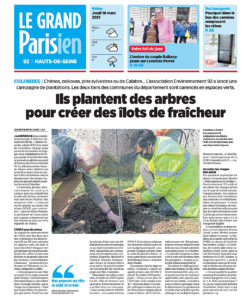 Article paru dans Le Grand Parisien
