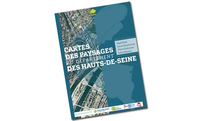 Cartes des paysages du département des Hauts-de-Seine