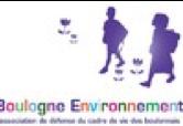 Logo association Boulogne Environnement