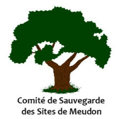 Logo association Comité de sauvegarde sites de Meudon