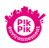 Logo association Pik Pik Environnement