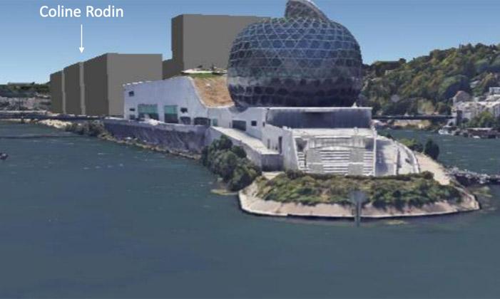 4 janvier 2021 : 3 associations déposent un recours gracieux contre le projet d'aménagement DBS – Île Seguin